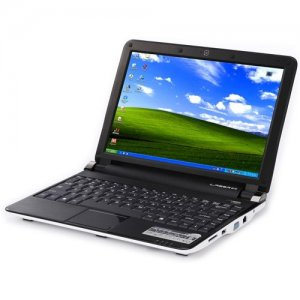 12.1 Inch LCD Screen Laptop Netbook with 160GB SATA Hard Drive